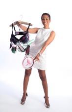 Barbra Watson-Riley Komen photoshoot